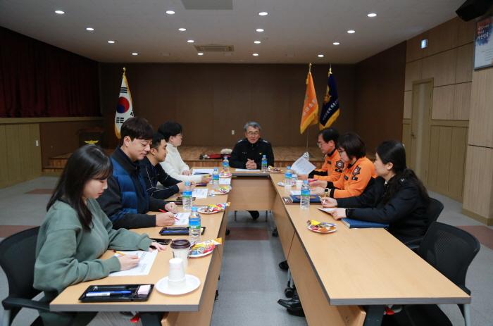 서산소방서, 일반인 심폐소생술 경연대회 준비에 '박차'