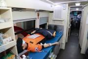 서산소방서, '코로나19 극복' 헌혈 릴레이