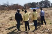 석남동 공동묘지 정비 본격 추진에 나서